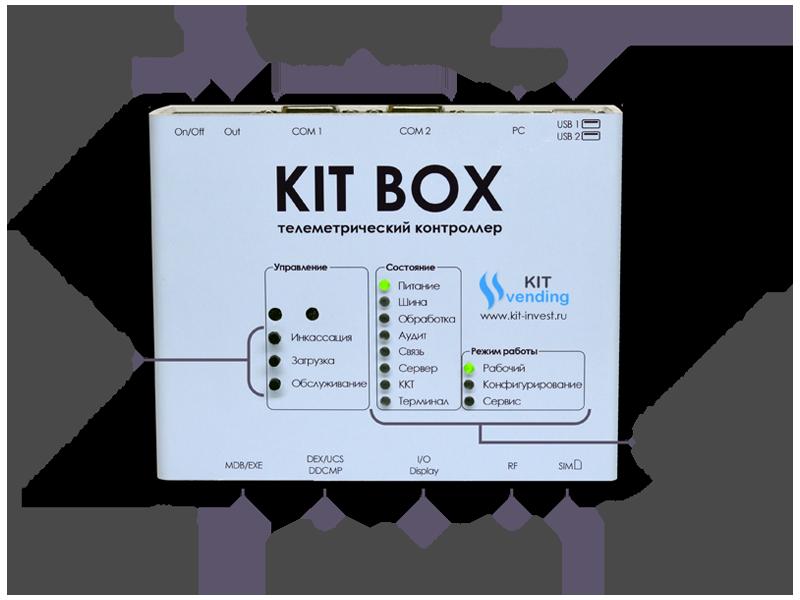 Телеметрический контроллер Kit Box